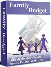 Thumbnail Family Budget  Failsafe Strategy To Your Family Financial Security  How To Setup A Family Budget - *w/Resell Rights*