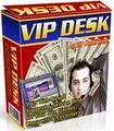 Thumbnail VIP Desk  Your Web Based Support & Service Desk For Your Site Visitors, Prospects & Customers - *w/Resell Rights*