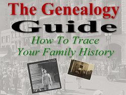 Thumbnail The Genealogy Guide  How To Trace Your Family History  Trace Your Family Roots! - *w/Resell Rights*