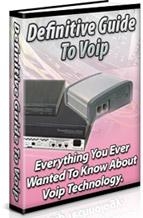 Thumbnail Definitive Guide To VoIP  Everything You Ever Wanted To Know About VoIP Technology - *w/Resell Rights*