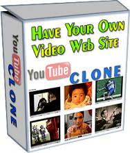 Thumbnail Youtube Clone  Have Your Own Video Website - *w/Resell Rights*