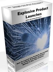 Pay for Explosive Product Launches  How To Launch Your Products Successfully - *w/Resell Rights*