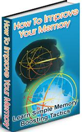 Pay for How To Improve Your Memory  Learn Simple Memory Boosting Tactics