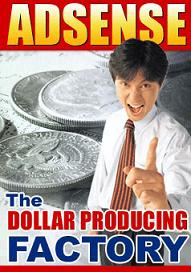 Pay for Adsense  The Dollar Producing Factory -- Make Money From Google Adsense! - *w/Resell Rights*