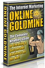 Pay for The Internet Marketing Online Goldmine  Guide To Creating A Successful Business On The Net - *w/Resell Rights*