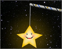 Star and Want Printable Toy