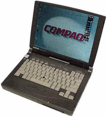 compaq armada 1500 notebook service and repair manual download m rh tradebit com HP Compaq Laptops Old Compaq Laptop