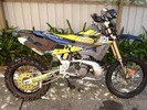 Thumbnail 2002 Husqvarna WR CR 250 WR360 Service & Repair Manual