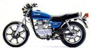 Thumbnail 1979-1982 Kawasaki Motorcycle KZ 250 305 Service Manual