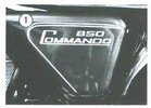 Thumbnail Norton 750 Commando Motorcycle Service & Repair Manual