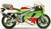 Thumbnail 1989 - 1996 Kawasaki Zxr 750 Ninja ZK-7 Service Manual