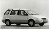 Thumbnail 1991 Mitsubishi Space Runner - Space Wagon Service Manual