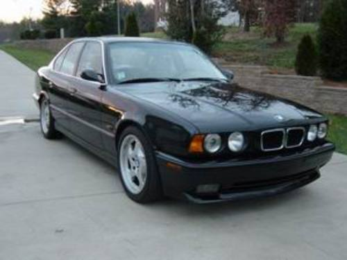 Pay for 1989-1995 BMW 5-Series Service workshop Manual Download