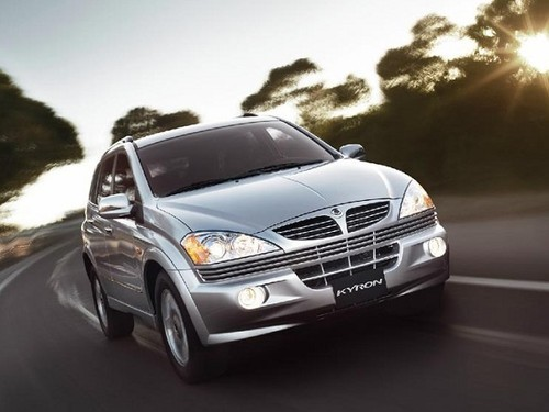 Pay for SsangYong Kyron Factory Service & Workshop Manual Download