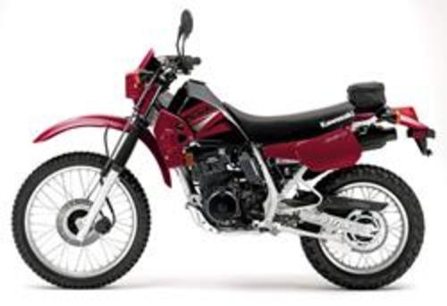 Kawasaki Klr 250 Motorcycle Service Workshop Manual border=