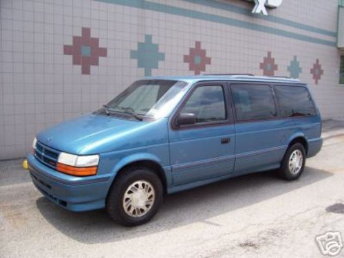 Pay for 1994 Chrysler Town & Country Caravan Voyager Service Manual