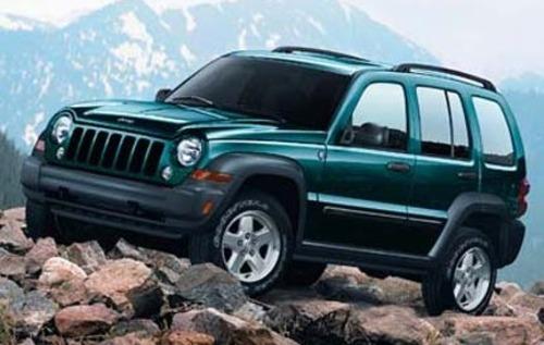 Jeep Liberty Repair Guide