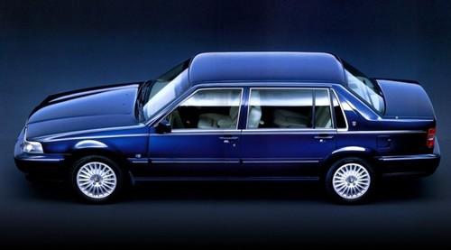 1997 - 1998 Volvo 960 S90 V90 Wiring Diagrams Service Manual