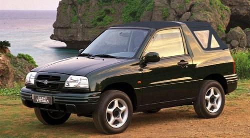 Pay for 1998-2005 Suzuki Vitara / Escudo Service & Repair Manual