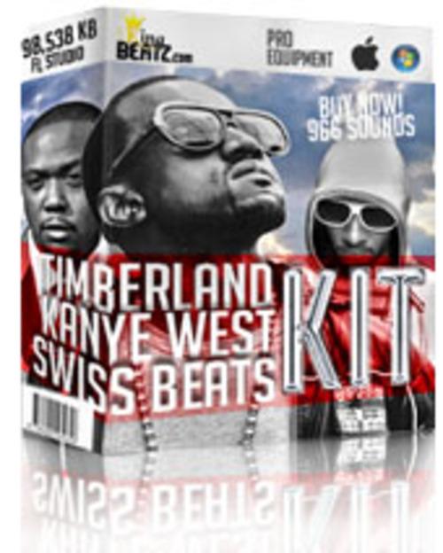 Pay for Inspired Timberland, Kanye West, Swizz Beatz Kit