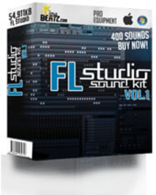 Pay for Fl Studio Sound Kit