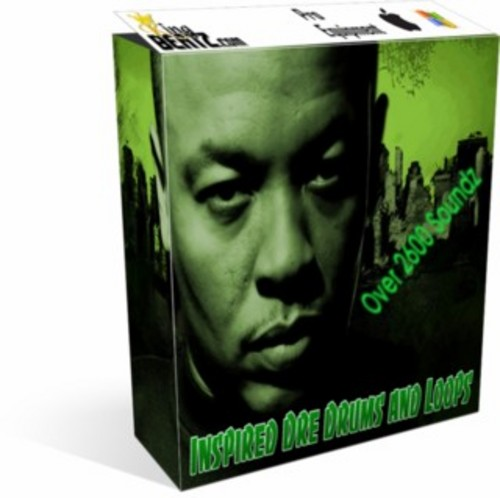 Pay for Dr Dre Drum, Loops, & Sound Kit