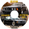 Thumbnail BMW 633CSI 635CSI E24 M6 COUPE WORKSHOP REPAIR  MANUAL
