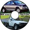 Thumbnail MITSUBISHI MK TRITON 1997-2002 WORKSHOP MANUAL