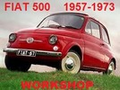 Thumbnail FIAT 500 1957-1973 WORKSHOP MANUAL