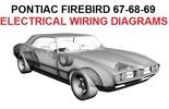 Thumbnail PONTIAC FIREBIRD WIRING DIAGRAMS 67-68-69 MODELS