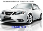 Thumbnail SAAB 9-3 2004-2011 MASTER FACTORY REPAIR/SERVICE MANUAL