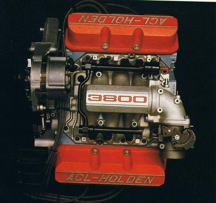 HOLDEN COMMODORE 3 8L V6 ENGINE PERFORMANCE BIBLE