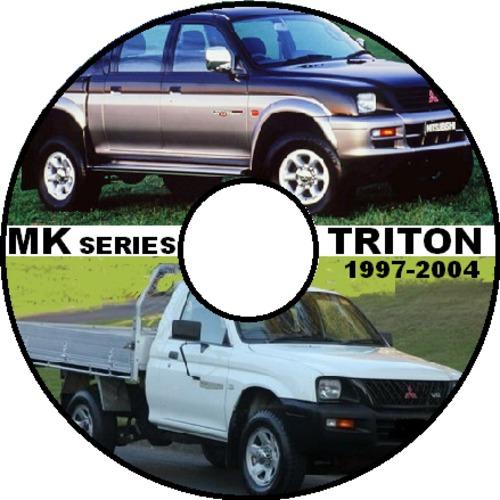 Pay for MITSUBISHI MK TRITON 1997-2002 WORKSHOP MANUAL