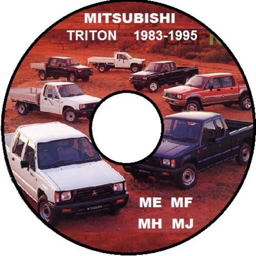 mitsubishi triton me mh mj 1983 1994 model workshop manual downlo rh tradebit com Service Station Owner's Manual