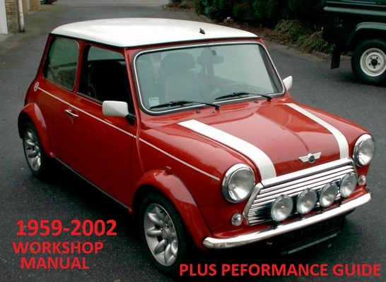 Pay for LEYLAND MINI WORKSHOP MANUAL 1959 TO 2002 MODELS