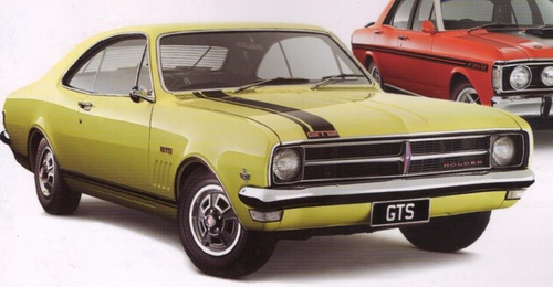 Pay for HOLDEN HK GTS MONARO-PREMIER-BROUGHAM  PARTS AND ASSEMBLY