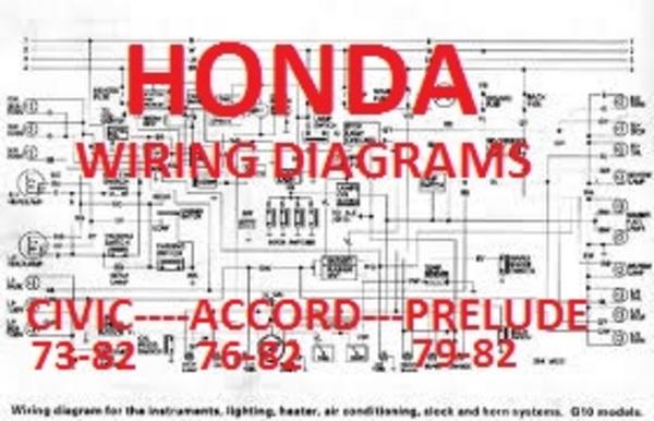 1982 honda accord wiring diagram 1982 honda goldwing wiring diagram