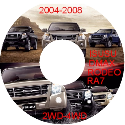 Pay for ISUZU D-MAX RODEO COLORADO RA7 KB TFR-TFS 2004-2008