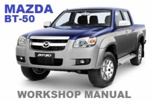 Mazda Bt 50 Bt