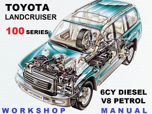 🏆 diagram in pictures database toyota landcruiser 100