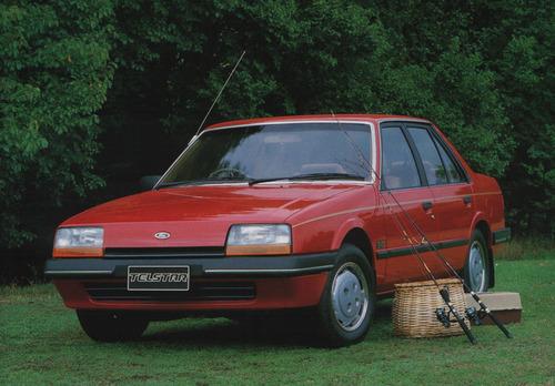 Mazda 626 Gc Telstat Ar 1983