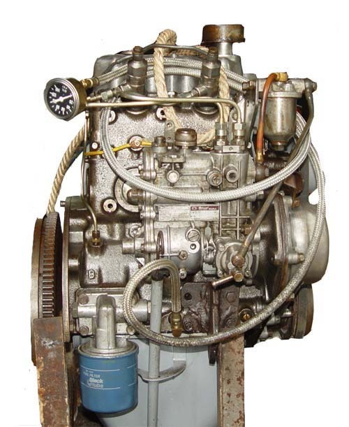 Isuzu 4fb1 Engine manual