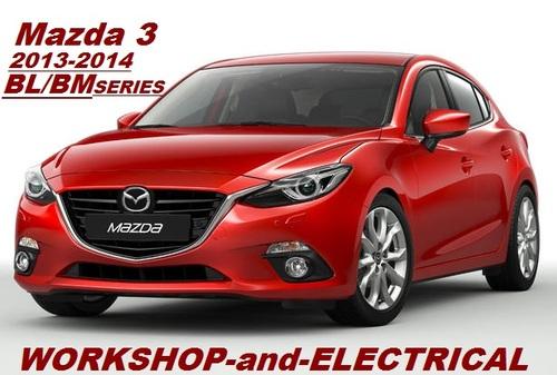 mazda 3 2013 2014 bl bm workshop service electrical manual downlo rh tradebit com 2011 Mazda 3 Owners Manual mazda 3 2007 repair manual