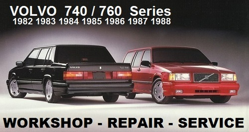 volvo 740 760 1982 1988 workshop repair manual download manuals rh tradebit com Volvo 240 Wagon Volvo 140