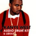 Thumbnail KANYE WEST Samples Hip Hop Drum Sound Loops Beats  *DL*
