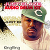 Thumbnail JUST BLAZE audio DRUM KIT WAV samples MPC *download*