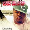 Thumbnail JUST BLAZE audio DRUM KIT WAV samples MPC *download*