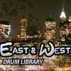 Thumbnail EAST & WEST COAST drum library WAV samples KIT MPC *download*