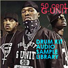 Thumbnail G-UNIT / SHADY drum KIT samples WAV LIBRARY MPC *download*