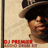 Thumbnail DJ PREMIER drum kit wav samples MPC LIBRARY KIT *download*